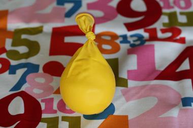 Balloonballknot