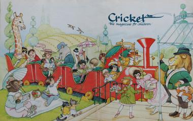Crickettrain