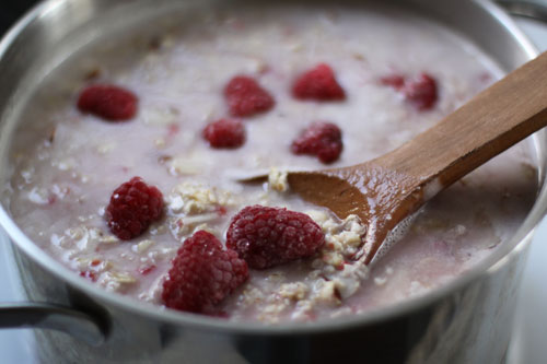Raspberryporridge
