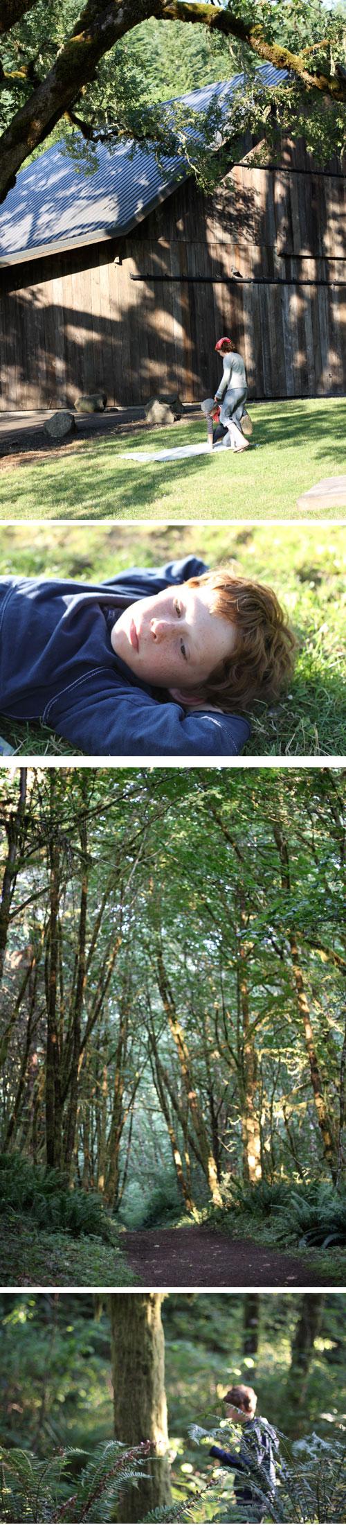 Woodspicnic