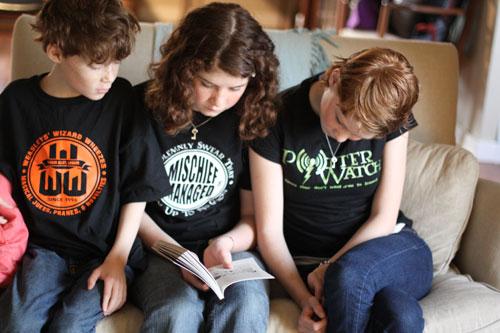 Pottershirts